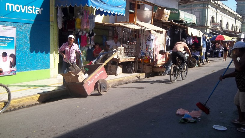 Calle El Comercio otra