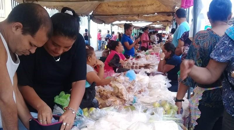 Feria en Juigalpa