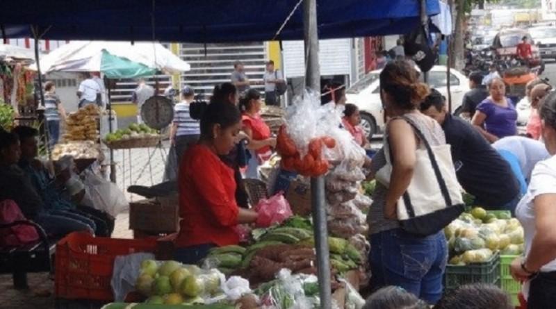 Feria en Matagalpa