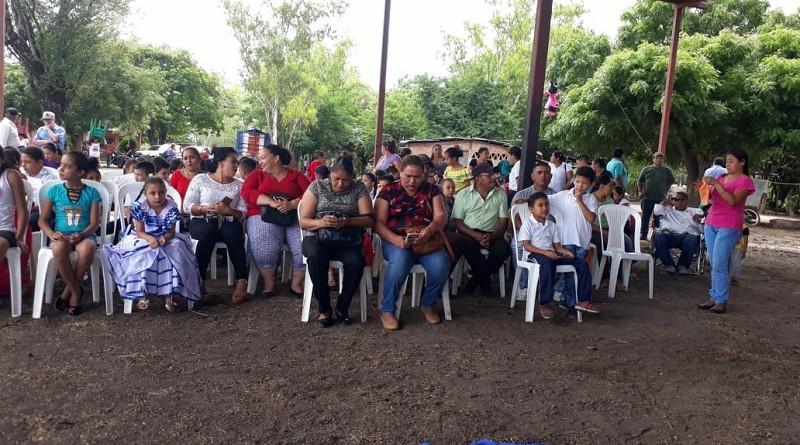 Inauguración camino rehabilitado, tramo Las Tunas,-Sabana Verde-Palos Verdes -El Horno