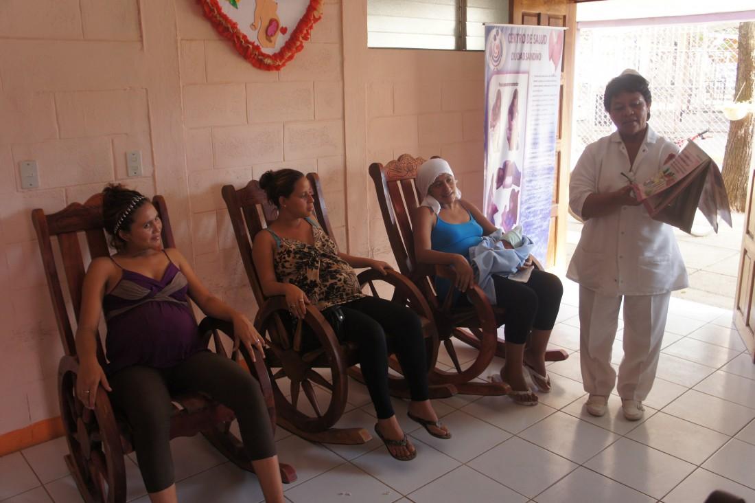 Las casas maternas otro programa del gobierno de apoyo a las familias