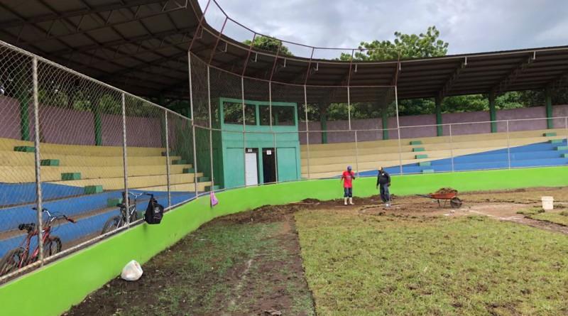 Estadio de Tola