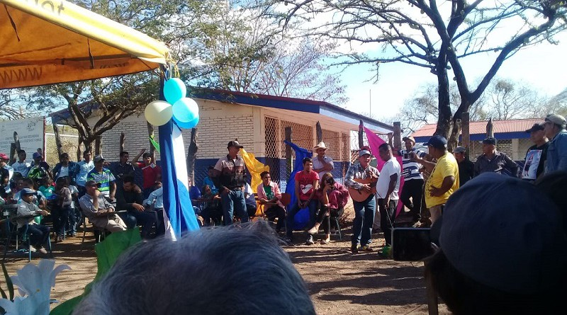 Tres proyectos de energía eléctrica llevaron ese servicio domiciliar a pobladores de las comunidades El Guaylo en San Juan de Limay, Coyotera en Villanueva, La Danta, y los sectores 6 y 7 en Somotillo.Foto comunidad El Guaylo