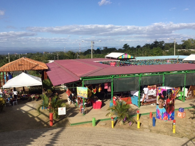 Parque de ferias Memorial Sandino