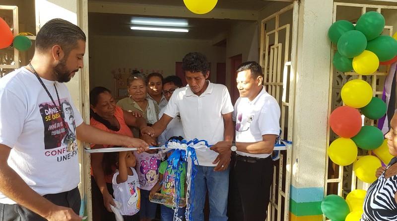 Palacaguina:Inauguración del Puesto de Salud de la comunidad Cusmajil