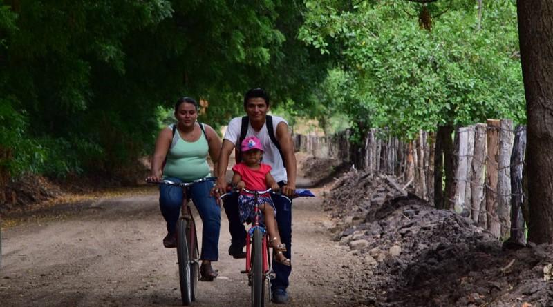 Camino a comunidad San Gabriel, Nagarote