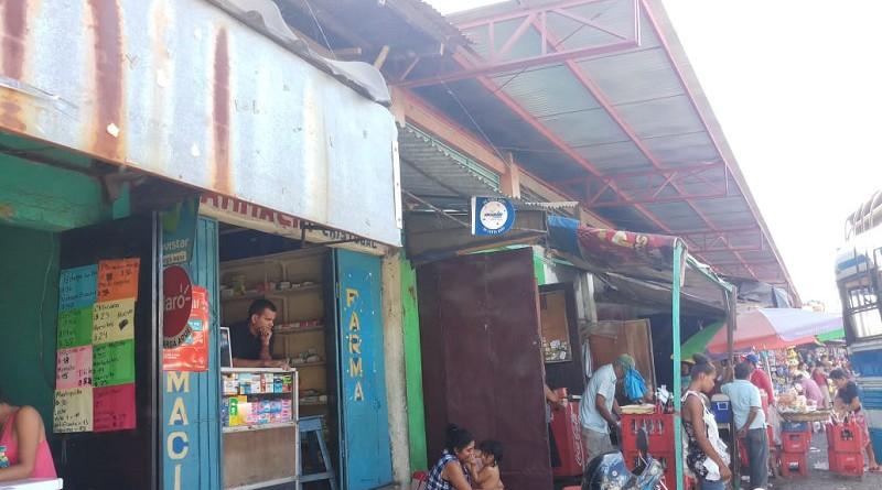 Mercado Santa Ana, Chinandega