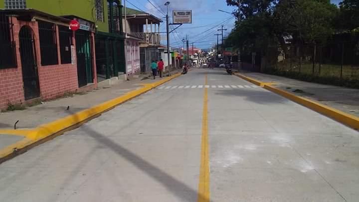Calle de Bluefields