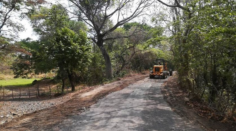 Rehabilitación de camino Asese-El Diamante en Granada
