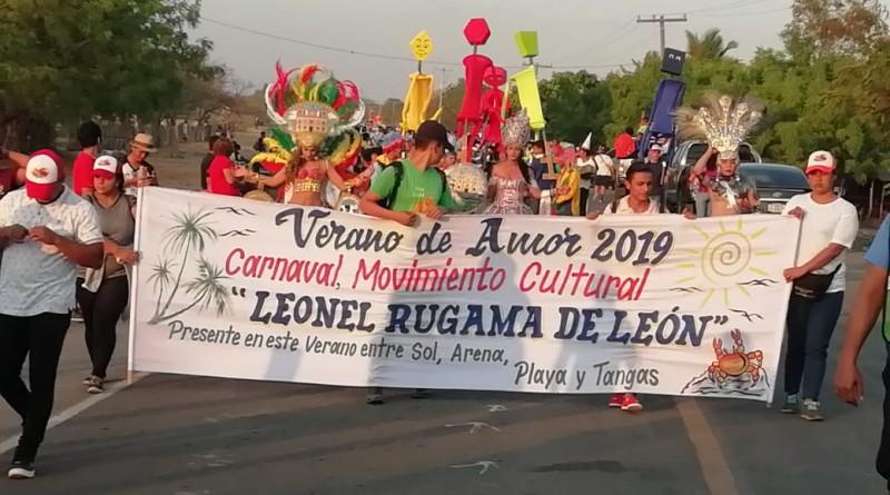 Carnaval en Poneloya