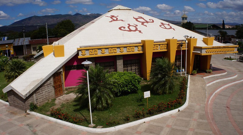 Centro comunitario de Estelí