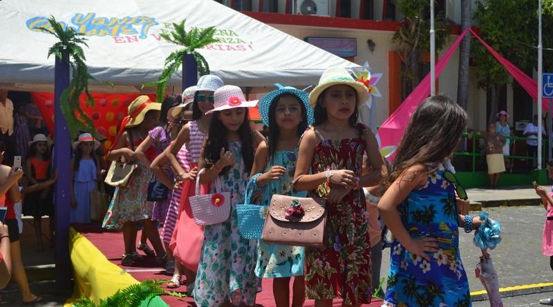 Desfile Fuerza Bendita, Verano de Amor en Estelí