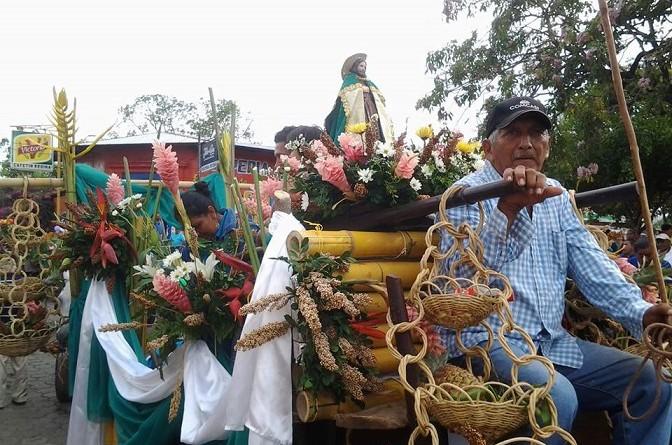 En mayo se celebra a Sn Isidro Labrador, Santo protector de los agricultores