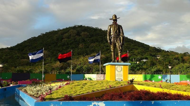 Monumento al General de Hombres Libres en Boaco