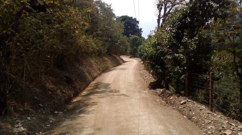 Trecho mejorado en Jinotega:Los Jarquines- Datanlí