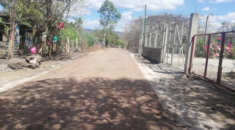 Camino Vivero_Jocote en Estelí