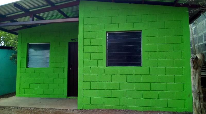 En el barrio Loma Linda, Juigalpa se inaugurarán 15 viviendas en Día de la Madre