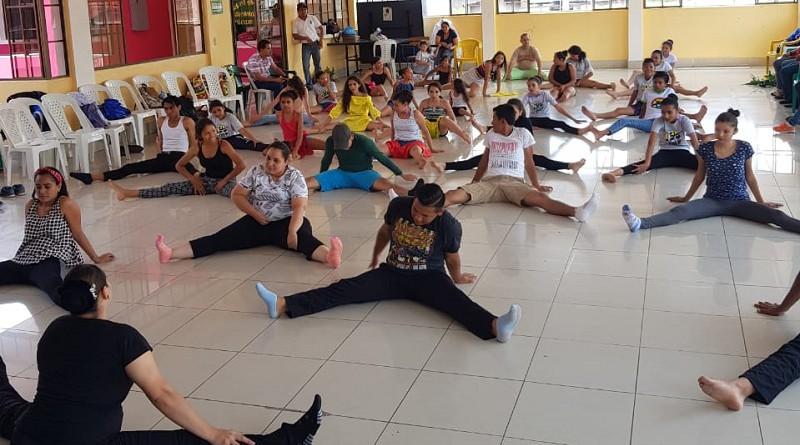 Instructores de cincuenta escuelas de danzas se capacitaron en cinco talleres que se impartieron en Estelí, Boaco, Matagalpa, Chichigalpa y Managua, para fortalecer conocimientos y técnicas artísticas en pro del rescate del folclore