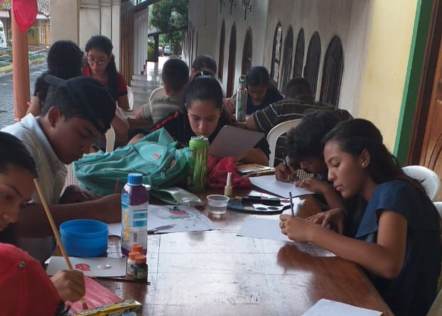 Artistas de Acoyapa