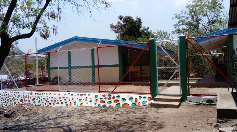Centro de Desarrollo Infantil de la comunidad San Juan de Somoto completamente remodelado y ampliadode