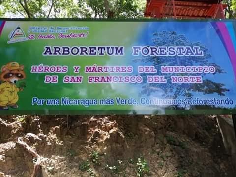 San Francisco del Norte inaugurará su arboretum