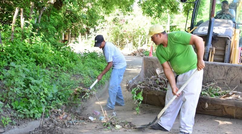 En Nagarote considerado el municipio más limpio luchan por mantener el galardón