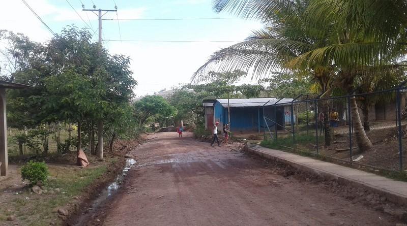En San José de Bocay la alcaldía destinó un millón 210 mil córdobas para mejorar 12 calles urbanas