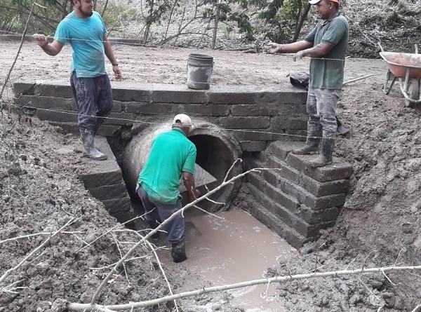 Obras de mitigación en Cárdenas