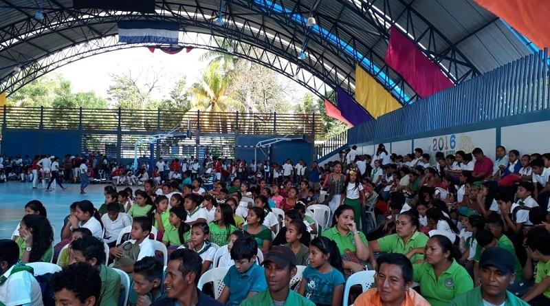Ticuantepe:Lanzamiento del Municipio Más Limpio