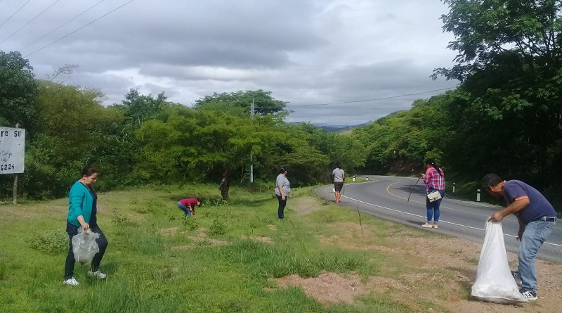 El Totogalpa, Jornada de limpieza