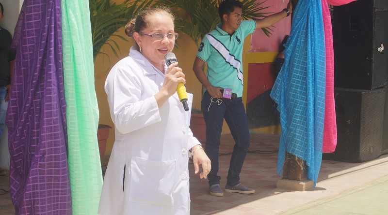 Por una ciudad saludable, el Minsa realiza el Lanzamiento del Censo Nutricional, sumándose al concurso por la Juigalpa más Limpia.