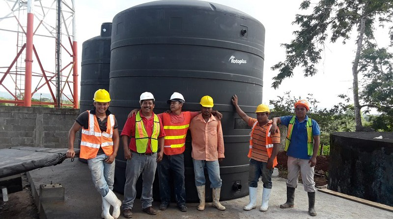 Otro proyecto a inaugurar con un costo de siete millones 804 mil 514 córdobas es el mini acueducto por gravedad (MAG) que garantizará agua potable a 400 familias de la colonia Puerto Príncipe en Nueva Guinea.