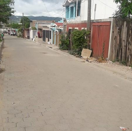 Estelí: Siete calles adoquinadas en los barrios Panamá Soberana y 29 de Octubre con una inversión de cinco millones 243 mil 139 córdobas.