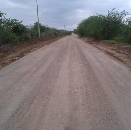 El gobierno local de Larreynaga mejoró 15 kilómetros de caminos productivos en las comunidades Santa Rosa de Los Parrales, Los Cerritos y El Barro. Destinó un millón 196 mil 225 córdobas.