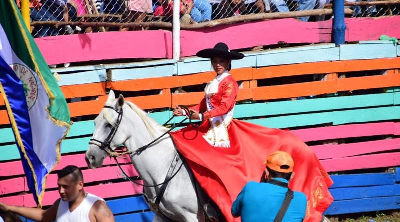 En la corrida taurina