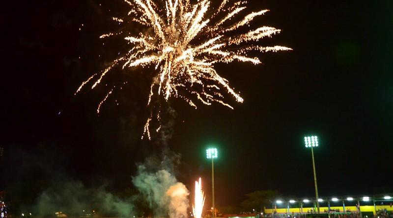 Fiesta de luces.Así concluyeron las festiviidades patronales en Nagarote