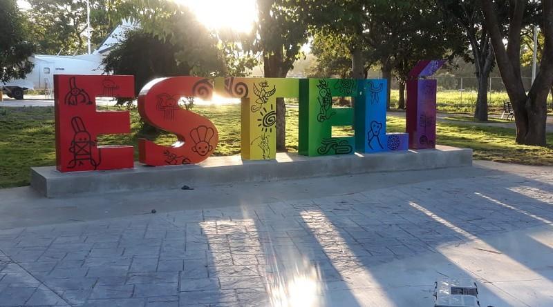 Parque de la familia y comunidad en Estelí