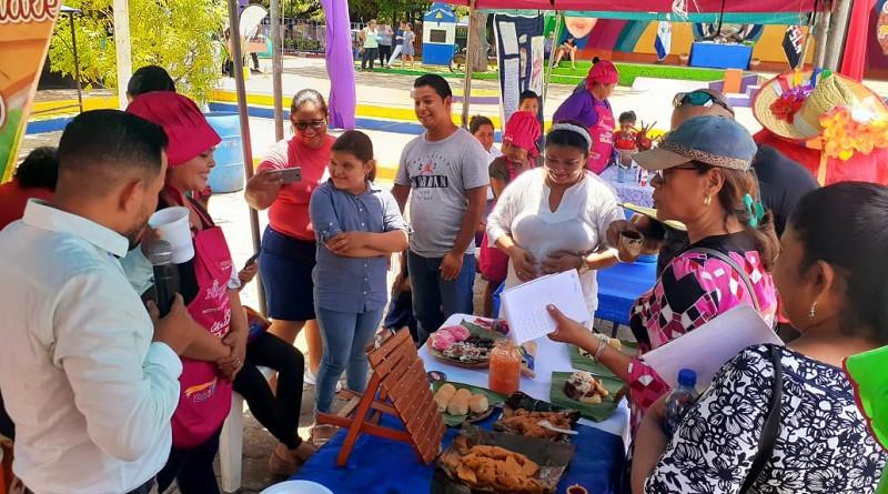 Festival Gastronómico Sabores de Mi Pueblo en Chichigalpa