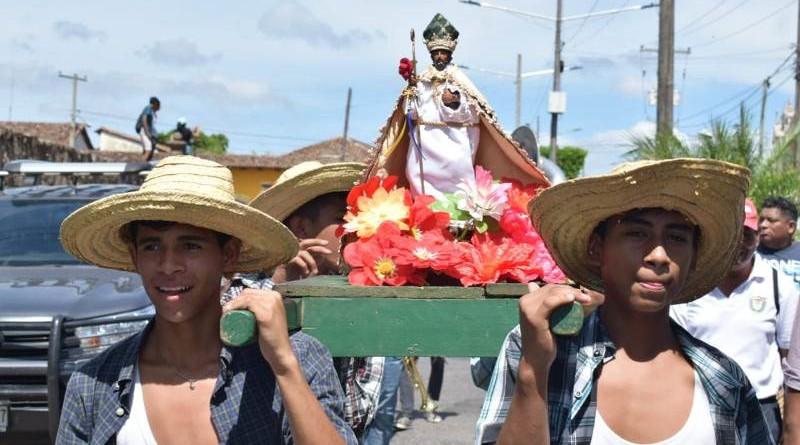 San Pedro titular de Diriá