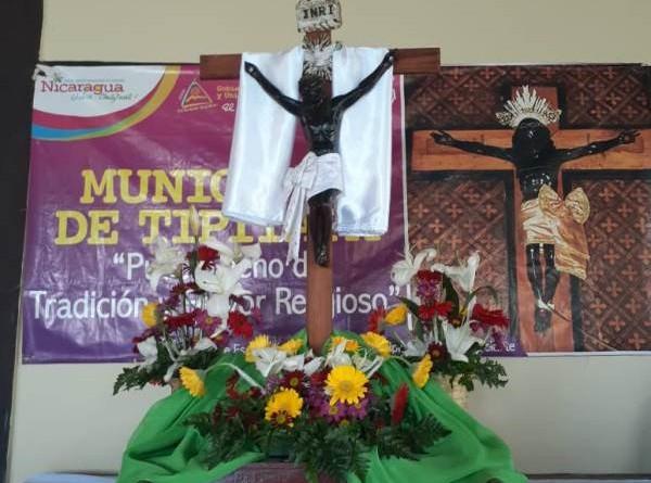 El Señor de Esquipulas, soberano de Tipitapa