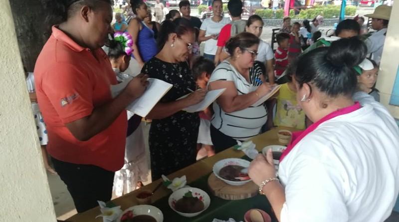Festival Sabores de Mi Patria en  Chinandega