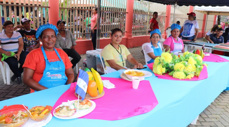 Festival de Sabores de Mi Patria en El Rama
