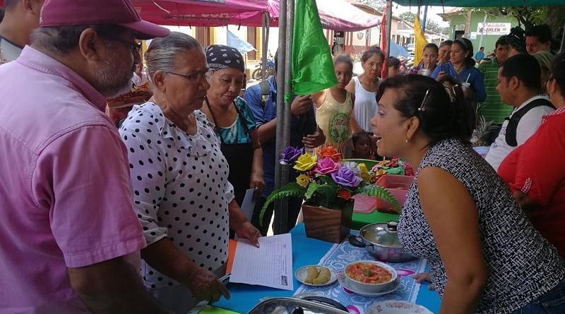 Nandaime en su festival