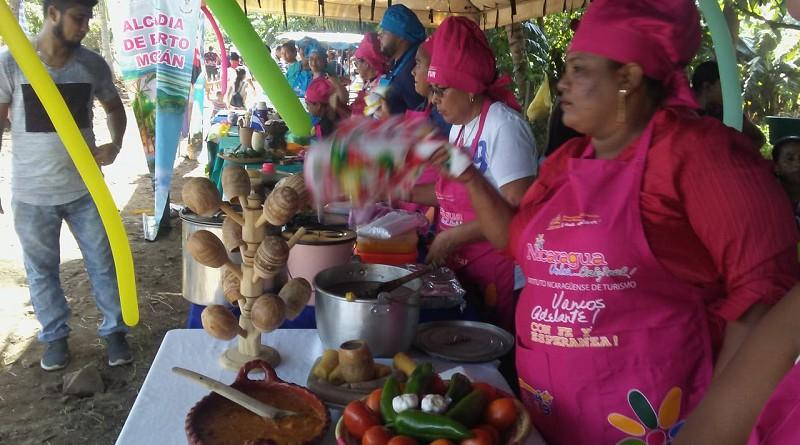 Puerto Morazán presentó su gastronomía