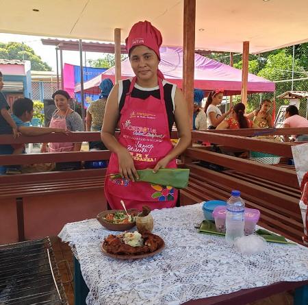 El Realejo presentó el arte culinario