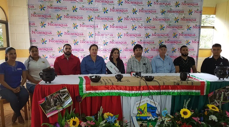 Lnzamiento del festival de descuento en Jinotega para impulsar la economía local en coordinación alcaldía-comercio