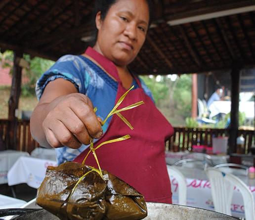 Rico nacatamal en cada localidad con su sabor peculiar (Foto 19 DigitaL)