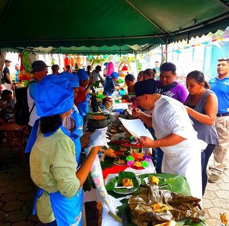 Festival Gastronómico Municipal Sabores de Mi Patria en El Viejo
