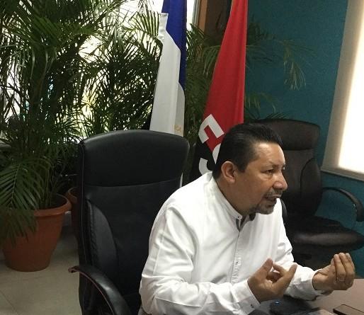 Salvador Vanegas, asesor presidencial para temas educativos