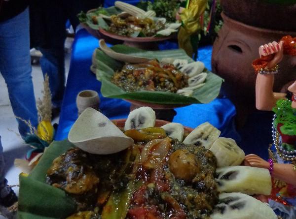El ajiaco, platillo ganador del primer lugar, con raíces fuertes en Jinotepe, se reparte en las fiestas patronales de Santiago Apóstol